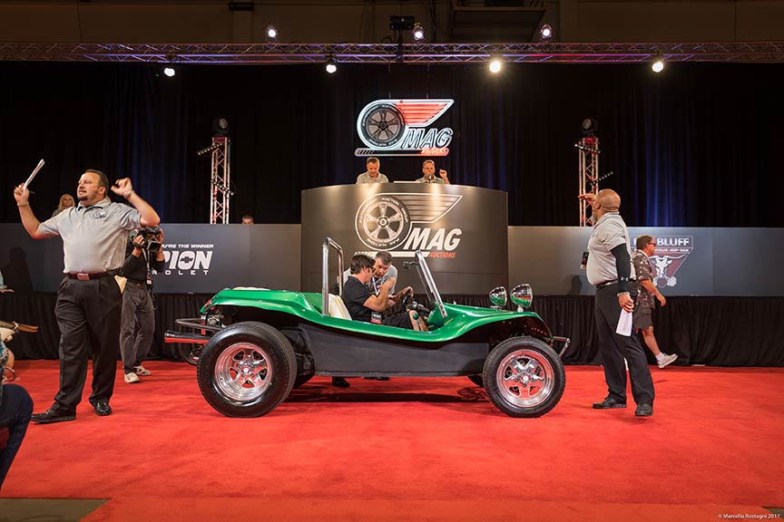 MAG Auctions Hot August Nights - Car show reno sparks convention center