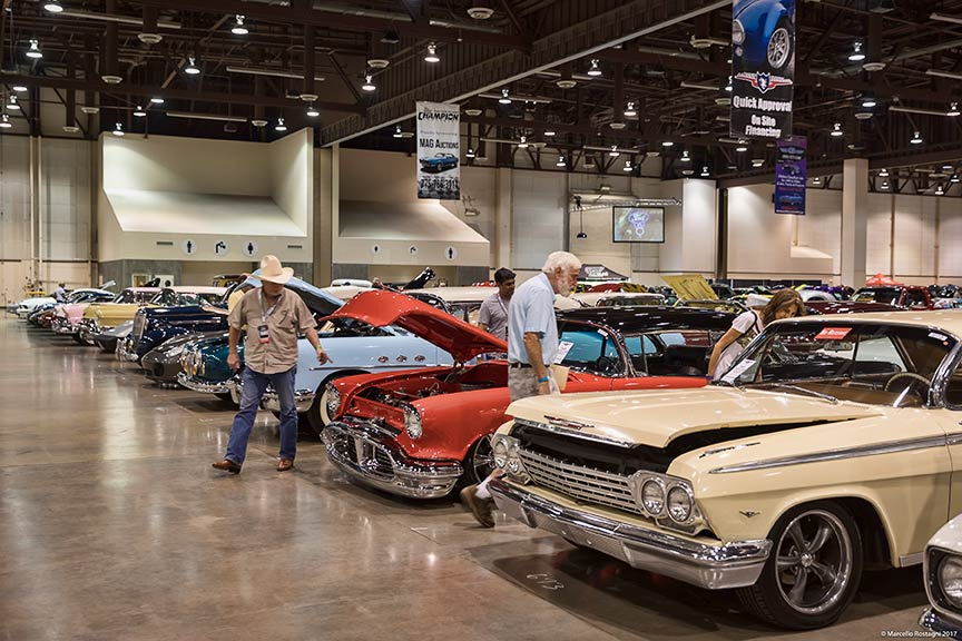 MAG Auctions Hot August Nights - Reno nevada car show 2018