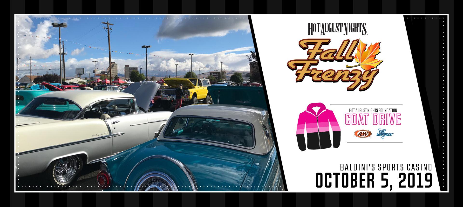 Fall Frenzy Coat Drive