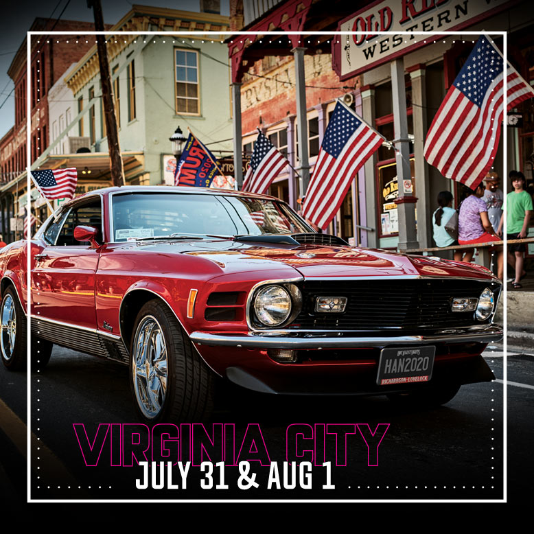 Hot August Nights Virginia City M
