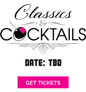 Classical Cocktails Postponed