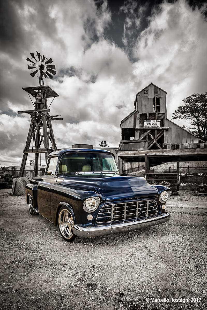 Virginia City Truck