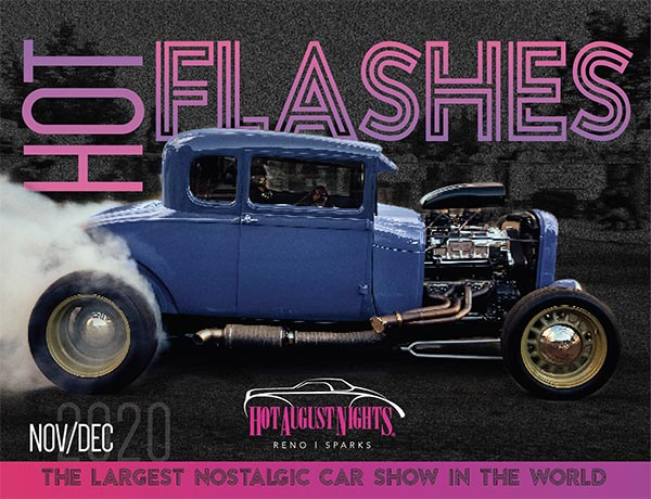 Hot Flashes March-April 2020