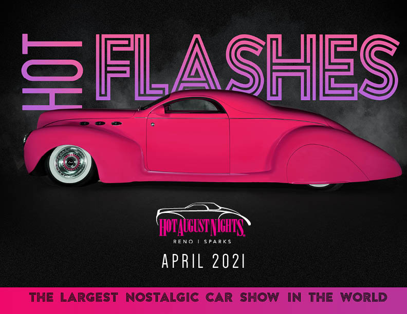 Hot Flashes 2021 April